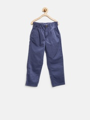 Gini & Jony Boys Blue Trousers