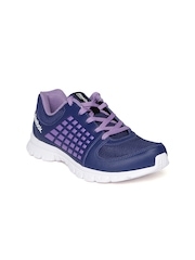 Reebok Women Navy Electrify Speed Running Shoes