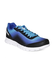 Reebok Men Blue & Black Duo Running Shoes