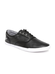 Roadster Men Black Sneakers