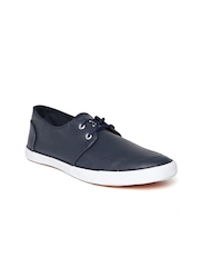 Mast & Harbour Navy Casual Shoes