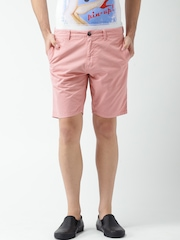 Mast & Harbour Pink Shorts