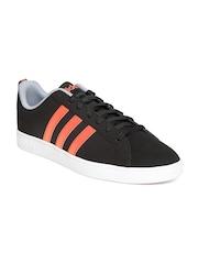 Adidas NEO Men Black Advantage VS Sneakers