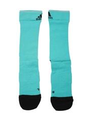 Adidas Men Sea Green Adizero Cycling Socks
