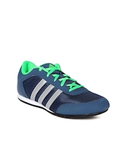 Adidas Women Blue Vitoria II Training Shoes