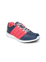 Adidas Women Navy & Pink Adispree Running Shoes