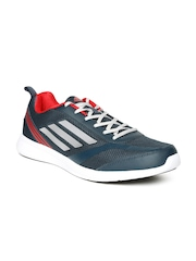 Adidas Men Teal Blue Adiray Running Shoes