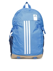 Adidas Men Blue ST Backpack