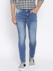 Pepe Jeans Blue Washed Gymdigo Fit Jeans