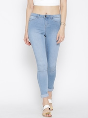 Vero Moda Blue Washed Jeans