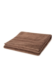 SPACES Swift Dry Brown 100% Cotton Bath Towel