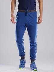 HRX by Hrithik Roshan Blue Jogger Track Pants