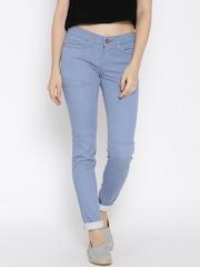 Kook N Keech Disney Blue Skinny Jeans