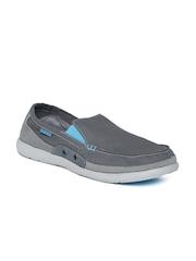 Crocs Men Grey Casual Shoes
