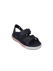 Crocs Boys Navy Sandals