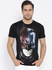 Batman Black Graphic Print T-shirt