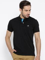 Numero Uno Black Polo T-shirt
