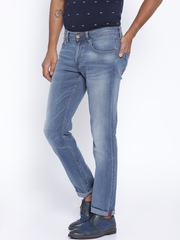 SF Jeans by Pantaloons Blue Cobain Slim Fit Jeans
