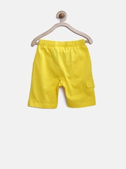Chirpie Pie by Pantaloons Girls Yellow Track Pants