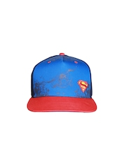 PUMA Unisex Blue Superman Boom Graphic Cap