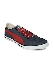 PUMA Men Blue 917Lo2DP Denim Casual Shoes