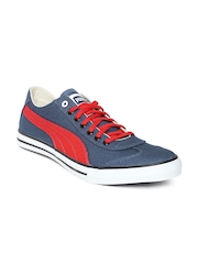PUMA Men Blue 917Lo2DP Denim Casual Shoes