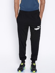 PUMA Black Track Pants