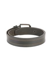 WildHorn Men Black Leather Belt