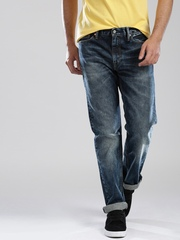 Levi's Blue Slim Straight Fit Jeans
