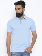 Indian Terrain Blue Polo T-shirt