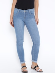 Kraus Jeans Blue Tummy Tucker Fit K3060 Jeans
