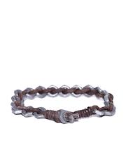Ayesha Men Brown Bracelet