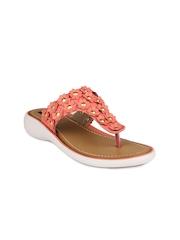Shoetopia Peach-Coloured Heels