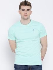 American Swan Mint Green T-shirt