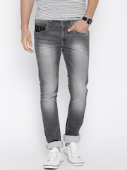 Wrangler Grey Vegas Fit Jeans