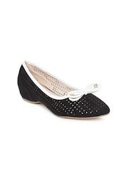 Paprika by Lifestyle Women Black Flat Shoes