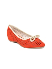 Paprika by Lifestyle Women Orange Flat Shoes