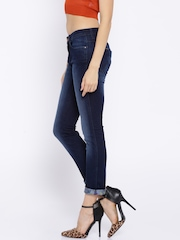 Wrangler Blue Drew Slim Fit Jeans