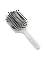 Kent Unisex White Hair Brush AH8