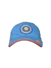 ICC Unisex Blue World Twenty 20 India Cap