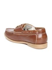 High Sierra Men Brown Boat Shoes