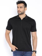Park Avenue Black Polo T-shirt