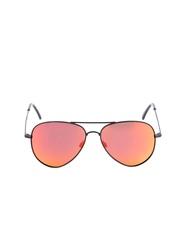 Polaroid Unisex Mirrored Aviator Sunglasses P4139E.58.KIH