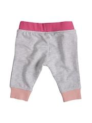 mothercare Girls Grey Pyjamas