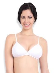 Sonari White Pack of 2 Half-Coverage T-shirt Bras