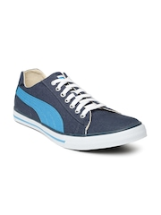 PUMA Men Blue HipHop Sneakers