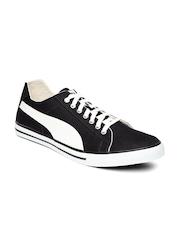 PUMA Men Black HipHop 5 Casual Shoes