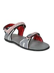 PUMA Men Grey Zoom Sports Sandals