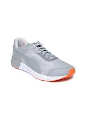 PUMA Women Grey PulsePWRXTCore Training Shoes