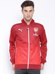 PUMA Arsenal Red Jacket